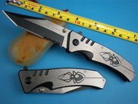 Wholesale Military Tactical Spyderco C HRC mm Knife Camping Hunting Rescue Knife Tactical hunting camping knife knives Christmas Gift GFF191