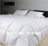 best down comforter - KING X210CM BEST QUALITY EUROPEAN DUCK DOWN QUILT DOONA COMFORTER KING BLANKET WARM OR MAKE ANY SIZE GSM