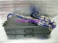 advanced saxophone - High New Advanced Falmous XG Alto Bule Saxophone
