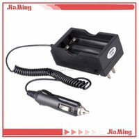baterry charger - 50PCS battery Smart Charger for v Rechargeable for Li Ion baterry With Car Charger