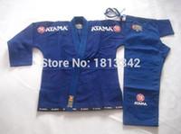 Wholesale Brazilian Jiu Jitsu Gi Atama BJJ Gi BJJ Kimono Brazilian Brazilian Jiu Jitsu Gi BJJ Kimono Colors Available