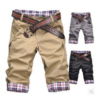 Wholesale Men s Leisure Casual Short Pants Men s Summer Shorts cropped pants Size M L XL XXL XXXL