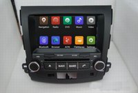 car dvd player for mitsubishi outlander - Car DVD Radio Audio Player Android For MITSUBISHI OUTLANDER Up Retail Pc
