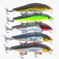 Wholesale Promotion Super Price fishing tackle D eyes Minnow fishing lure fishing bait mm g