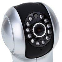 access web camera - FUJIKAM HD P IP Camera Webcam Surveillance Monitor Cloud Network Wireless Phone Access Pan amp Tilt IR CUT Webcam Web FI