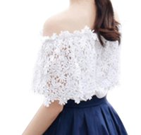 Wholesale S5Q Sexy Women Summer Casual Evening Party Cocktail Tops Beach Sweatshirt Blouse AAAEVA