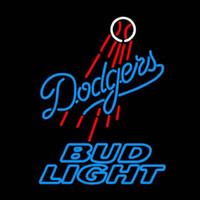 art dodger - New Bud Light Dodgers Glass Neon Sign Light Beer Bar Pub Sign Arts Crafts Gifts Lighting Size quot