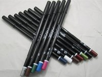 Wholesale M N Eye Liner Brand Combination Eyeliner Pencil Waterproof Makeup Pencils Cosmetic Eyes Beauty Cosmetic Pencil Eye Liner Pencil colors