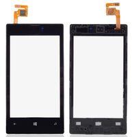 LCD Screen Panels mobile phone touch screen - Popular Cellphone Glass Digitizer Frame Black Touch Screen Digitizer For Nokia Lumia Mobile Phone Touch Panel B0290