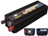 inverter battery - real power w peak power w home power supply dc to ac UPS solar inverter with battery charger