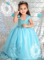 Wholesale new Frozen Christmas Princess Elsa anna short Sleeve Children Baby Girl party Birthday lace Tutu Dresses cloak LY