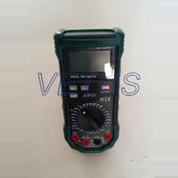ac inductance - digital multimeter brands MS8269 Large counts LCD display Tests AC DC voltage and current Inductance measurement up to H C