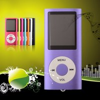 memory card price - New Price off Promotions inch LCD Screen MP3 Player Memory SD Card Slot mb gb MP3 music Player Radio FM