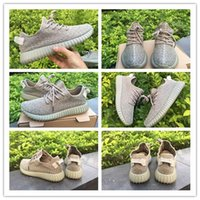 Wholesale Women Authentic Original Kanye West Boost Low Moonrock Womens Sports Running Shoes AQ2660 Size