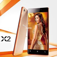 Wholesale Lenovo Vibe X2 MTK6592 Octa Core phone inch Capacitive Screen Android GB RAM GB ROM MP mAh Battery Phones