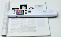 Wholesale WiFi USB A4 A5 Book Documents Scanner and Handheld Pen Scanner Powered by Battery