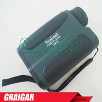 Wholesale 700M X25 golf Laser Rangefinders hunting Laser Distance Meter Handheld meter outdoor range finder