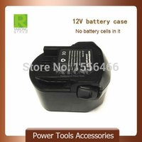 aeg power tools - NEW replacement power tool battery case for AEG VB Ah B1214G B1215R B1220R M1230R BS12G BSB12STX BSS12RW