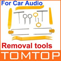 audio diagnostic tool - Professional Practical Install Removal Repiar Tool For Car Audio Orange
