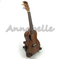Wholesale 23inch Ukulele Concert Uke Small Guitar Sapelli Wood four Strings Musical Instruments