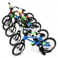 Wholesale Cool Finger Mini Mountain BMX Functional Bicycle Set Bike Fans Toy Gift
