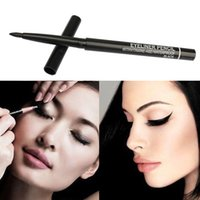 Wholesale Hot Sale1 Waterproof Retractable Rotary Eyeliner Pen Eye Liner Pencil Makeup Cosmetic Rushed