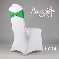 amazon wedding bands - Wedding chair cover decoration Amazon chair bands covers for wedding spandex chair band with buckle spandex sash