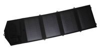 Wholesale by Netherlands Sweden Post Mono W V Dual USB Folding Solar Panel Solar Charger for Phone iPhone iPad Samsung