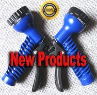 Wholesale Blue Green color Spray Gun Shower Nozzle Sets Function Matched USA EU Standard