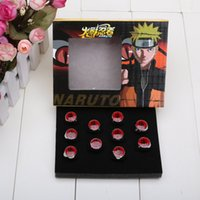 naruto - Japanese Anime Naruto Uchiha Itachi Ring Cosplay For Cos Party Christmas Gifts