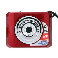 Wholesale Hot Sale X3 Portable Ultra Mini Camera HD High Denifition Digital Camera Mini DV Support GB TF Card with Mic