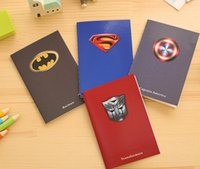 Wholesale Factory direct sales Little Red Riding Hood series notebook Heroes Alliance diary Animal Series diary