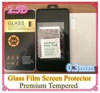 Wholesale Premium Tempered Glass Film Screen Protector For i6 Plus S S Sam S5 S4 Note LG G3 HTC M8 DHL Free Ship joy07