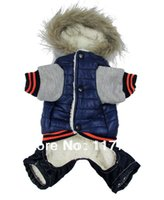 bad dog clothing - New Arrival Blue Bad Boy Pet Dogs winter Coat Dogs Clothes new clothing for dog