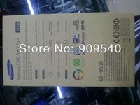 Wholesale pc US UK EU version For Samsung Galaxy S4 SIV i9500 Packing box without accessories