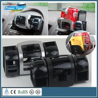 Wholesale Car Outlet Water Car Cup Holder Plastic Drink Holder Air Conditioning Outlet Multifunction Cigarette Holder Cup Holders SD