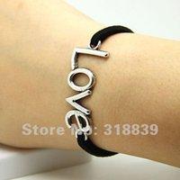 Wholesale 30pcs Antique Silver Alphabet quot LOVE quot Jewelry Connectors mm Metal Alloy Diy Jewelry Making