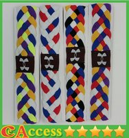 Cheap braided headbands Best softball headbands