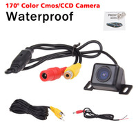 Wholesale NEW HD Waterproof Wide Night Vision Car Reverse Camera Rear View Parking Sensor good quality ZM00052