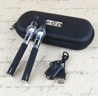 battery charger kits - 2PCS Vaporizer mah Battery Glass Globe Wax Tank Starter Kit Vape Vapor Pen USB Charger