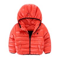 baby boy quilted jacket - girls baby clothing Embroidery cartoon candy color cotton quilted jacket T