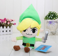 Wholesale The Legend of Legend Zelda CM stuffed plush toys Children s Gift for children