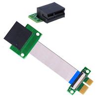 Wholesale SMAKN PCI express x x extender riser Card Flexible cable