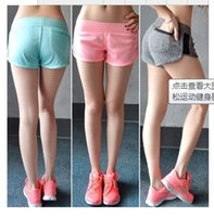 Wholesale Quick Drying Running Shorts Women New Roupa Fitness Feminina Exercise Shorts Women Free Size Running Shorts