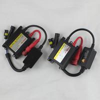 Wholesale Slim Hid Fog Lights - hid xenon headlight ballast ,AC slim hid ballast 12v 35v ,xenon hid bulb ballast