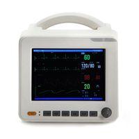Wholesale 8 inch ICU CCU Parameter Patient Monitor NIBP SPO2 ECG TEMP RESP PR