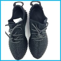 Wholesale 2015 Quality Yeezy Boost Pirate Black Sport Shoes moonrock Running Shoes turtle dove Low Shoes With Box Sports Shoes