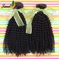 Cheap 6A Curly Virgin human hair Brazilian Peruvian Malaysian Indian remy Hair Virgin Hair Extensions Kinky curly hair-extensions Janet colorful