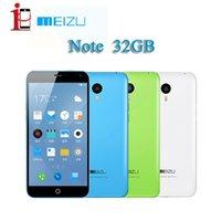 Wholesale Original Meizu M1 Note Noblue Note quot P MTK6752 Octa Core GHz Dual SIM MP Camera Android G RAM GB GB ROM MEIZU NOTE