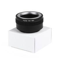 Wholesale Fotga M42 Adapter Ring Metal Lens Adapter for Sony NEX E mount NEX NEX3 NEX5n NEX5t A7 A6000